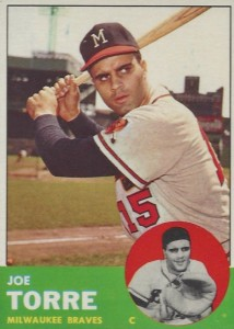 Top 10 Joe Torre Baseball Cards 9