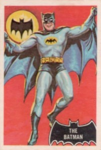 1966 Batman Black Bat 1