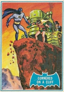 Holy Vintage Collecting, Batman! It's the Top 1966 Batman Cards 3