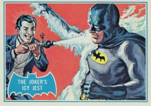 Holy Vintage Collecting, Batman! It's the Top 1966 Batman Cards 8