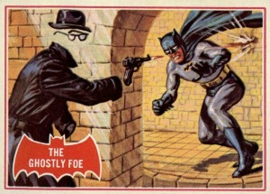 Holy Vintage Collecting, Batman! It's the Top 1966 Batman Cards 10
