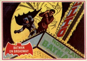 1966 Batman Red Bat 44