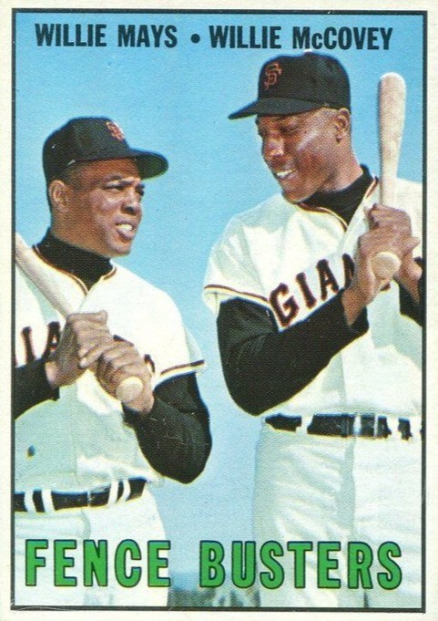Top 10 Willie McCovey Cards 7