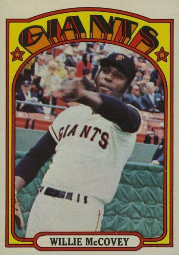 Top 10 Willie McCovey Cards 1