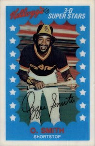 Top 10 Ozzie Smith Baseball Cards 5