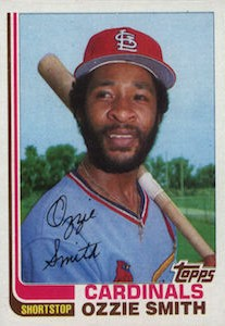 Top 10 Ozzie Smith Baseball Cards 7