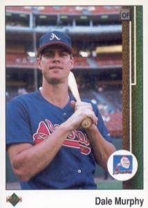 Top 10 Dale Murphy Baseball Cards 9