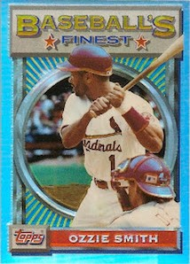 Top 10 Ozzie Smith Baseball Cards 8