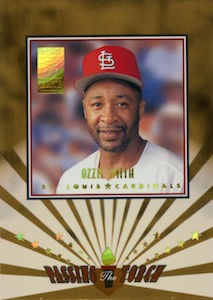 Top 10 Ozzie Smith Baseball Cards 3
