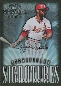 Top 10 Ozzie Smith Baseball Cards 2