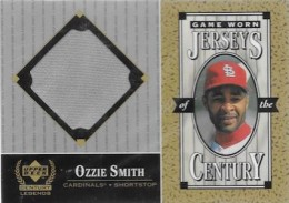 Top 10 Ozzie Smith Baseball Cards 1