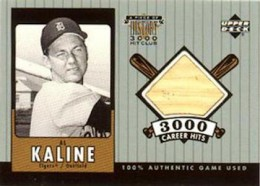 Top 10 Al Kaline Baseball Cards 1