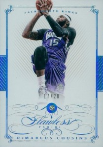 2014-15 Panini Flawless Basketball Base Cousins
