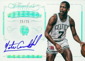 2014-15 Panini Flawless Basketball Super Signatures