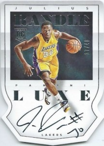 2014-15 Panini Luxe Basketball Cards 26