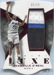 2014-15 Panini Luxe Basketball Cards 27