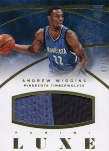 2014-15 Panini Luxe Basketball Cards 23