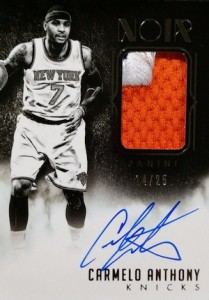 2014-15 Panini Noir Basketball Cards 23