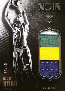 2014-15 Panini Noir Basketball Cards 26