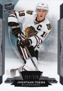 2014-15 Upper Deck The Cup Hockey Base