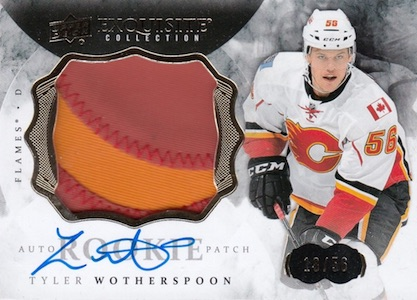 2014-15 Upper Deck The Cup Hockey Exquisite