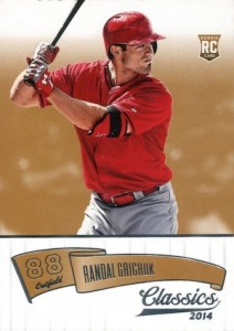 Randal Grichuk Rookie Cards and Key Prospect Card Guide 1