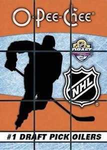 2015-16 Upper Deck O-Pee-Chee #1 Draft Pick Puzzle Redemption Card