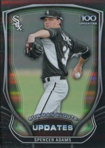 2015 Bowman Chrome Baseball Scouts Updates