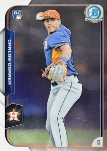 Detailed Carlos Correa Rookie Cards Guide and Checklist 1