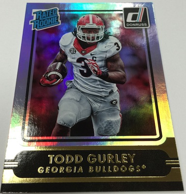 2015 Donruss Football Wrapper Redemption Offers Four Exclusive Rated Rookie Cards 5