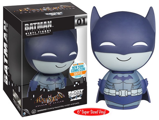 2015 Funko NYCC Dorbz XL Batman Arkham Asylum - Detective Mode