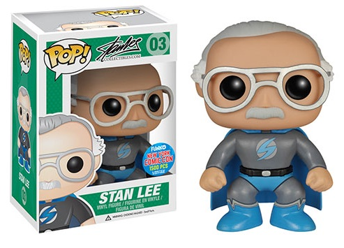 Ultimate Funko Pop Stan Lee Figures Checklist and Gallery 16