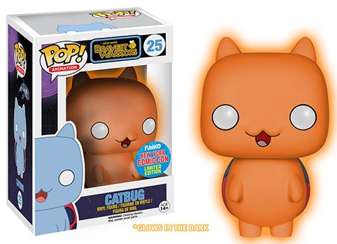2015 Funko New York Comic Con Exclusives List Guide