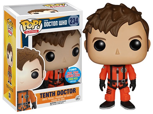 Ultimate Funko Pop Doctor Who Vinyl Figures Gallery and Guide 24