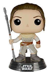 2015 Funko Pop Star Wars The Force Awakens 58 Rey 1
