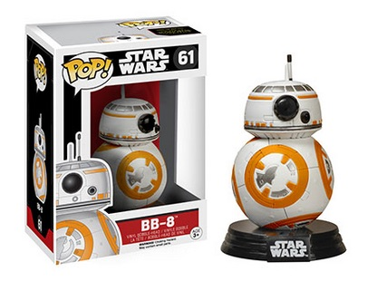 2015 Funko Pop Star Wars The Force Awakens BB-8 61