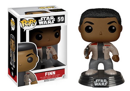 2015 Funko Pop Star Wars The Force Awakens Finn 59