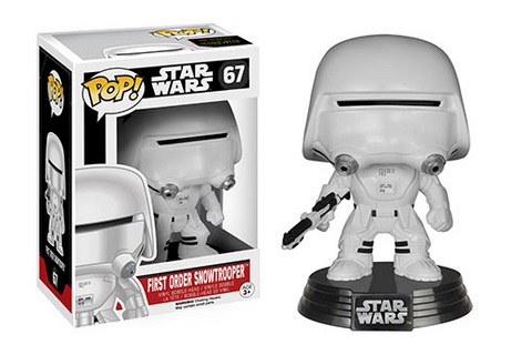2015 Funko Pop Star Wars The Force Awakens First Order Snowtrooper 67
