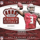 2015 Panini Crown Royale Football Cards