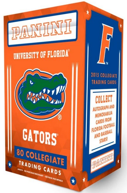 2015 Panini Florida Gators Collegiate Trading Cards 3