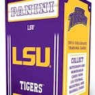 2015 Panini LSU Tigers Collegiate Trading Cards