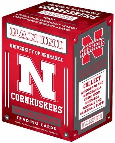 2015 Panini Nebraska Cornhuskers Collegiate Trading Cards 1
