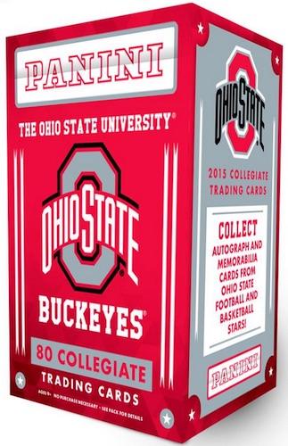 2015 Panini Ohio State Collegiate Trading Cards
