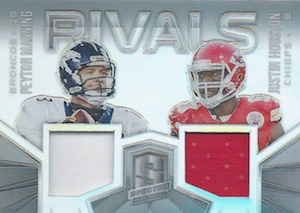 2015 Panini Spectra Football Cards 25