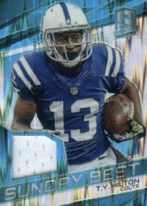 2015 Panini Spectra Football Cards 27