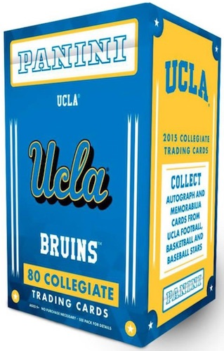 2015 Panini UCLA Bruins Collegiate Trading Cards 3