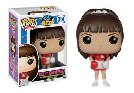 Funko Pop Saved by the Bell Vinyl Figures 22