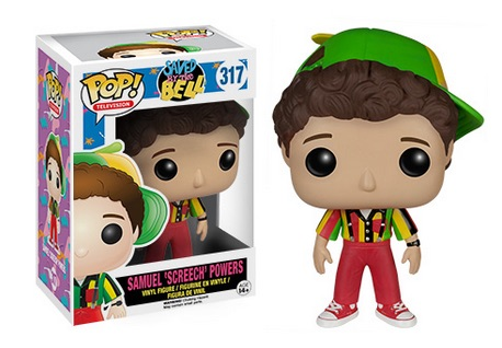 Funko Pop Saved by the Bell Vinyl Figures 26