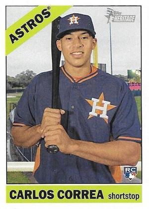 Carlos Correa Rookie Cards Checklist and Gallery 8