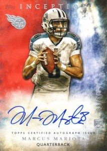 Marcus Mariota Rookie Cards Guide and Checklist 18